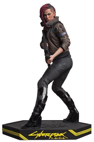 Cyberpunk 2077 – Female V Figure, 22cm