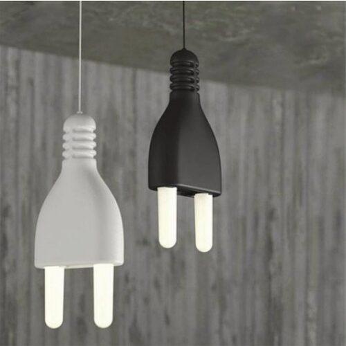 Plug Lamp (White)