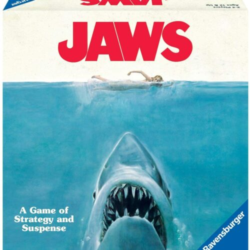 Ravensburger – JAWS – A Game of Strategy and Suspense (English)