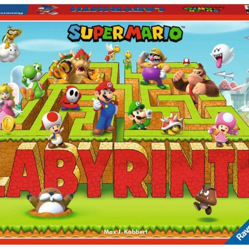 Ravensburger – Super Mario Labyrinth  (English)