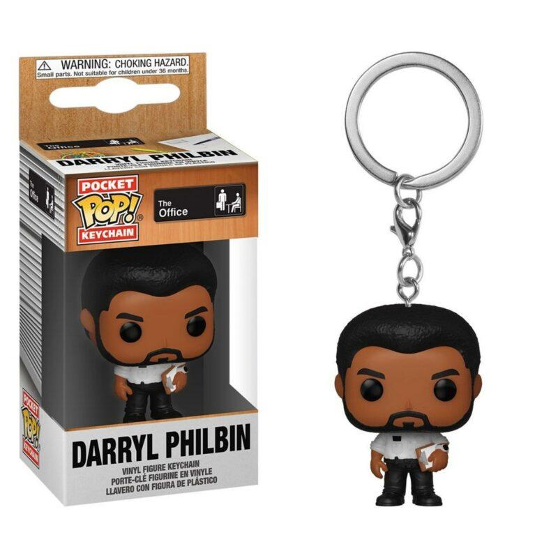 POP! Pocket Keychain: The Office – Darryl Philbin