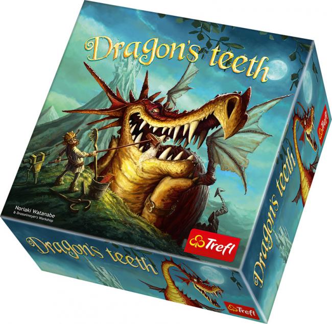 TREFL Spēle Pūķu zobi