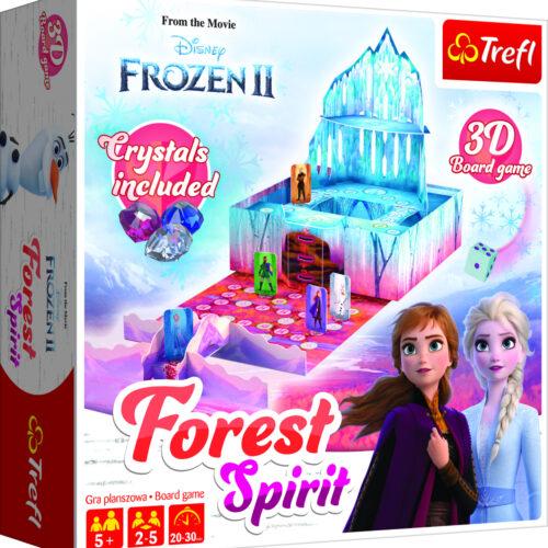 """TREFL """"Ledus Sirds 2"""" Galda spēle """"Forest spirit"""" BALT/FIN"""