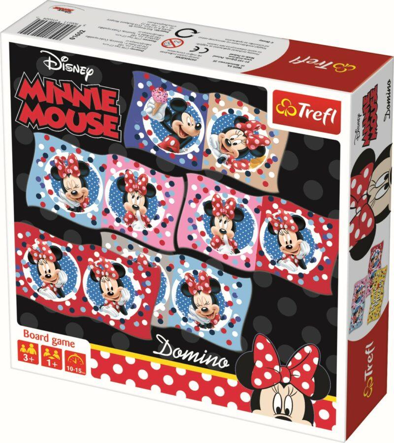 "TREFL ""Minnija"" Domino Galda spēle  BALT/FIN"