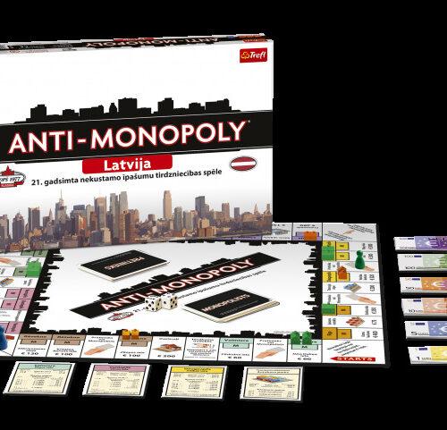 "TREFL Spēle ""Anti-Monopoly"""