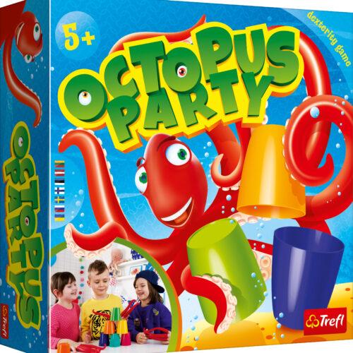 "TREFL Spēle ""Octopus Party"""