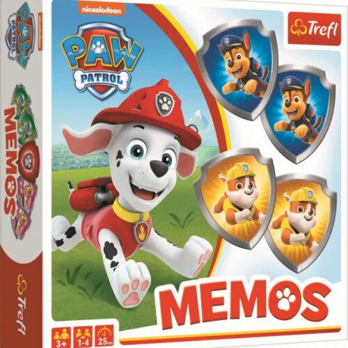"TREFL ""Paw Patrol"" Memo Galda spēle  BALT/FIN"