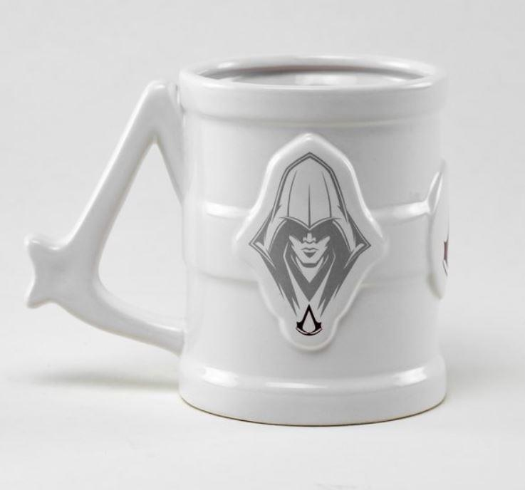 Assassins Creed 500ml 3D Mug