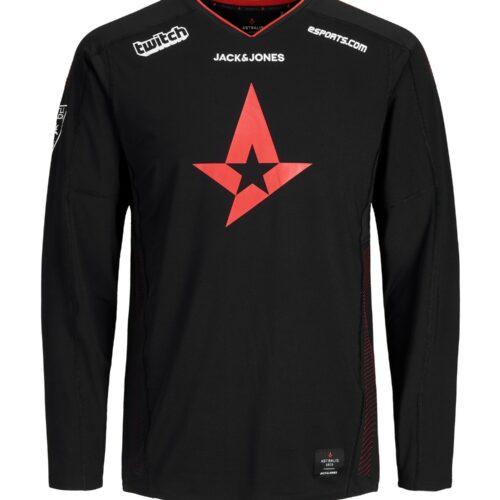Astralis Merc Official T-Shirt LS 2019 – XXXL