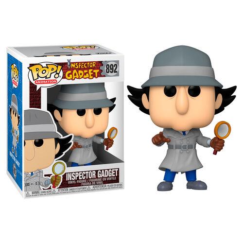 POP! Animation: Inspector Gadget – Inspector Gadget Vinyl Figure