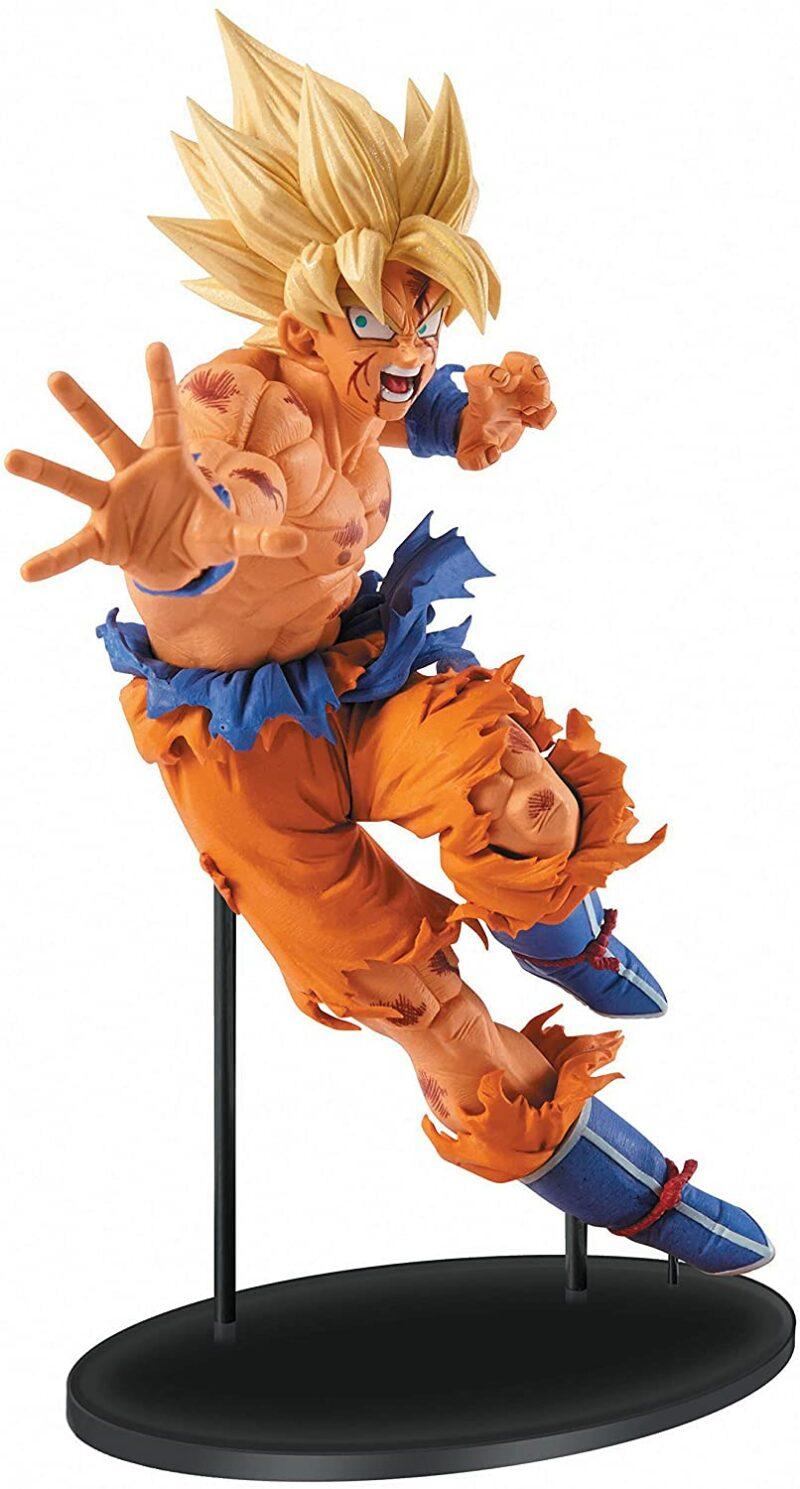 Banpresto Dragonball Z BWFC Vol.1 – Son Goku Vol.B Statue