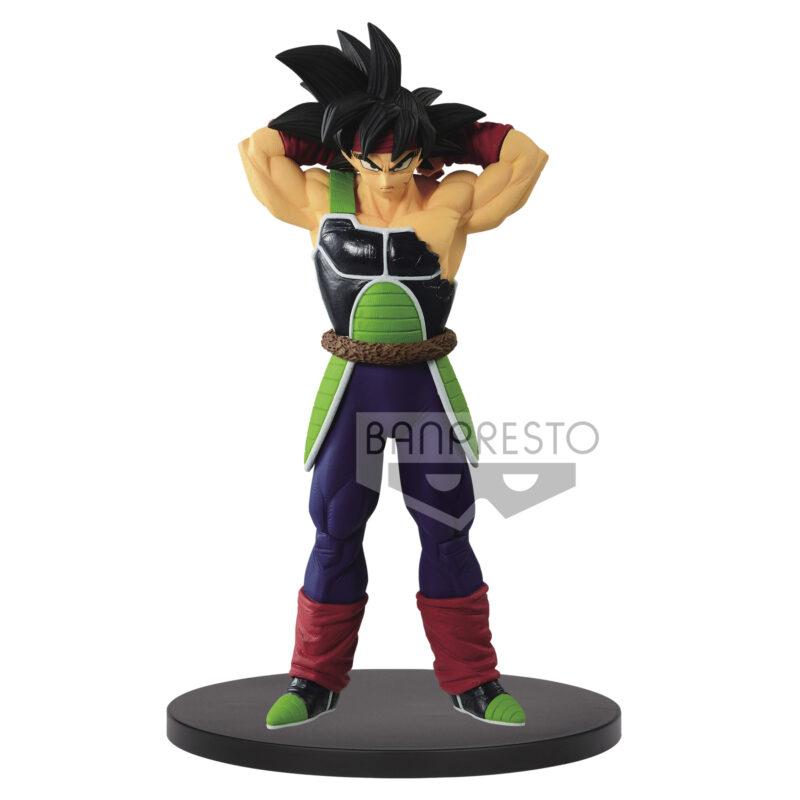 Banpresto Dragon Ball Z CreatorXCreator – Bardock (Ver.A) Statue