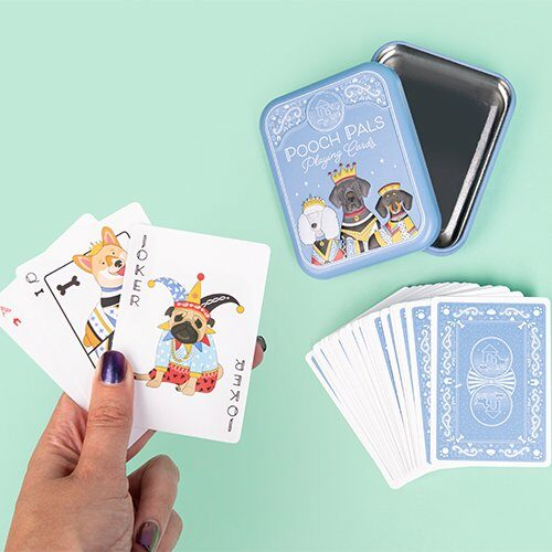 Pooch Pals Playing Cards