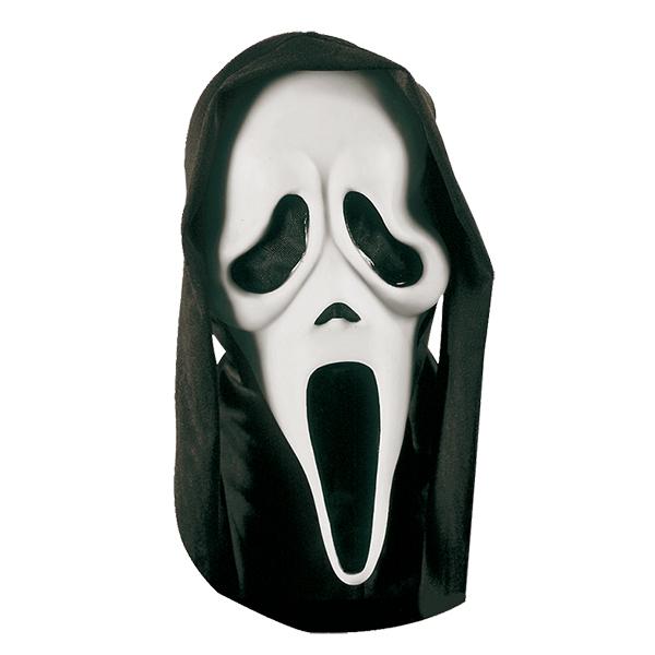 Halloween Scream Licensed Mask