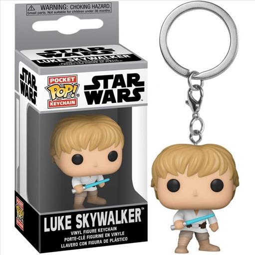 POP! Pocket Keychain: Star Wars – Luke Skywalker