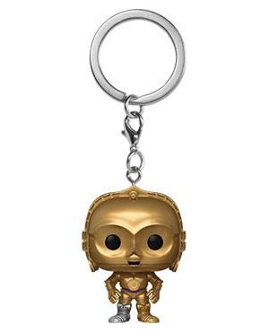 POP! Pocket Keychain: Star Wars – C-3PO