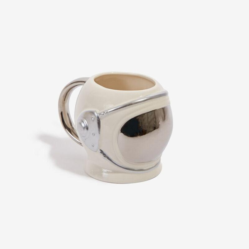 Astronaut Mug (Silver)