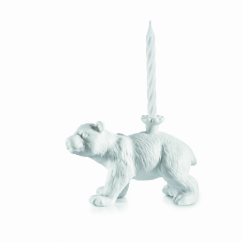 Candlestick – Happy Zoo-Day – Knut