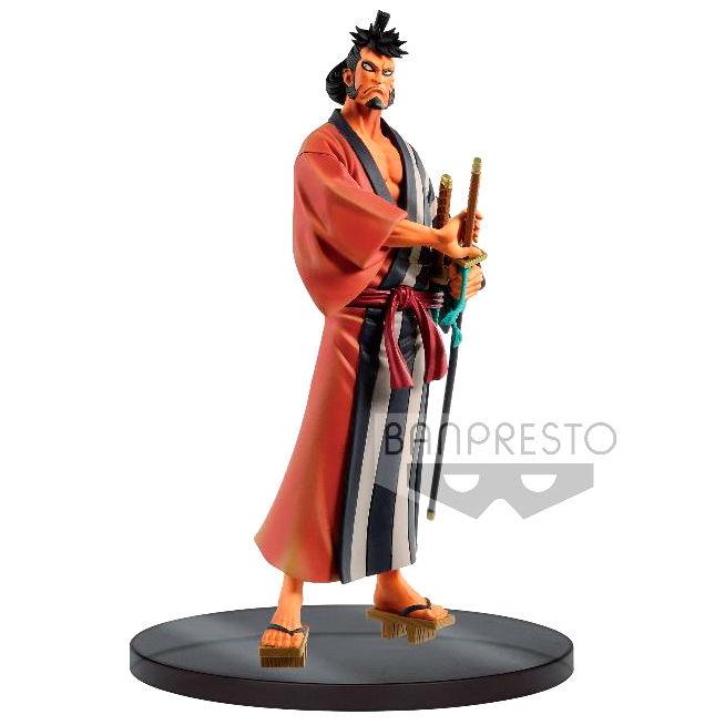 One Piece Grandline Men Wanokuni V.4 Statue
