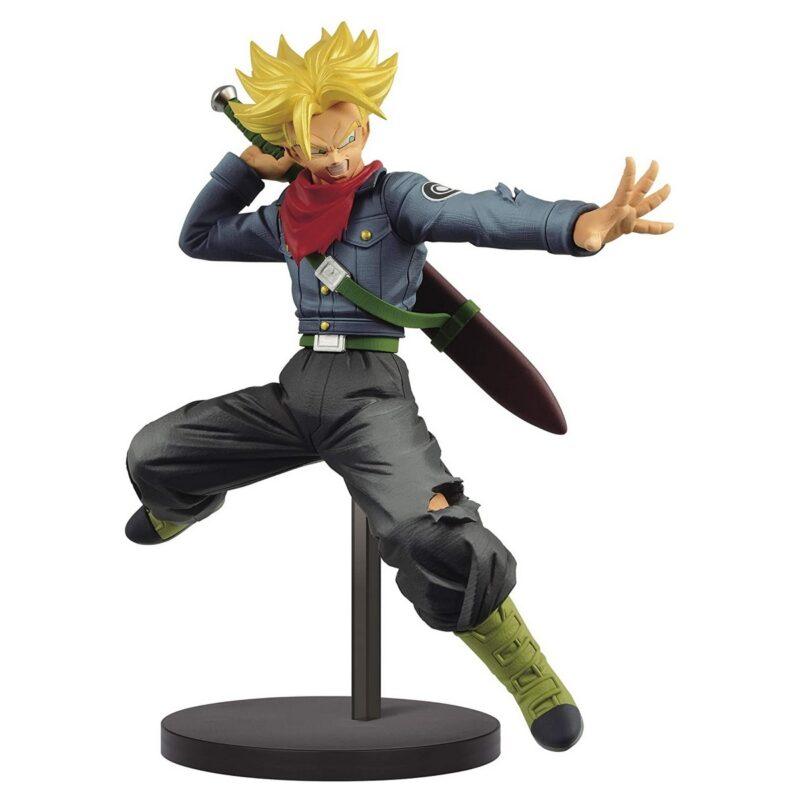 Dragon Ball Super – Chosenshiretsuden II Vol. 2 Super Saiyan Future Trunks Figure, 17cm