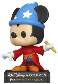 POP! Disney: 50 Archives – Sorcerer Mickey Vinyl Figure