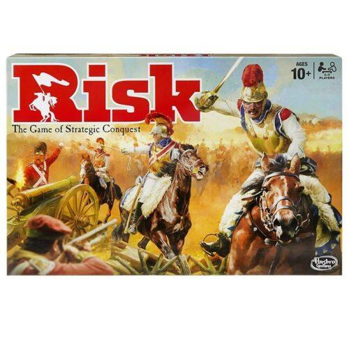 RISK Strategy Game (Greek)