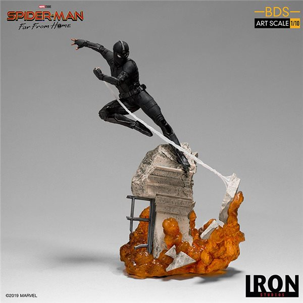 Iron Studios Spider-Man: Far From Home – Night-Monkey BDS Art Scale 1/10 Statue