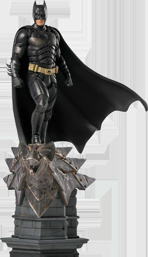 Iron Studios The Dark Knight – Batman Deluxe Art Scale 1/10 Statue
