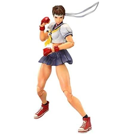 Super Street Fighter IV – Play Arts Kai – Vol. 4 Sakura