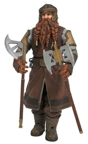 Diamond Select Toys – Lord of the Rings – Gimli Action Figure