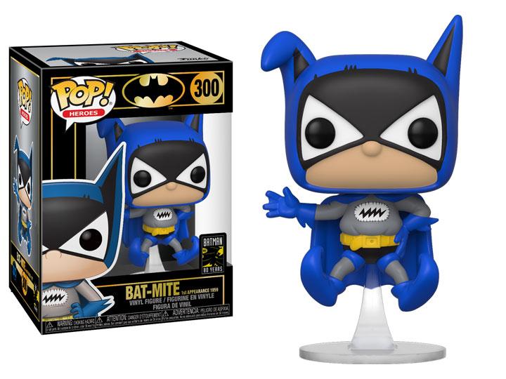 POP! Heroes Batman 80th – Bat-Mite (1st Appearance 1959) Vinyl Figure
