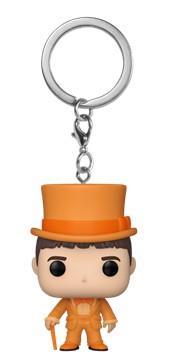 POP! Pocket Keychain: Dumb and Dumber – Lloyd Christmas In Tux