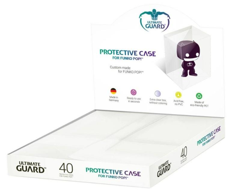 Protective Cases for Funko POP! Figures
