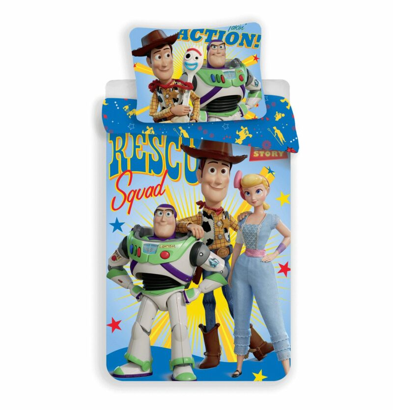 Bed Linen – Junior Size 100 x 140 cm – Toy Story