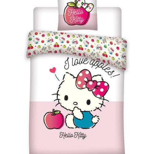 Bed Linen – Junior Size 100 x 140 cm – Hello Kitty