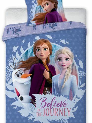 Bed Linen – Junior Size 100 x 140 cm – Frozen