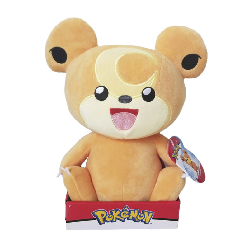 Pokemon – Teddiursa Plush (Wave 6), 30cm