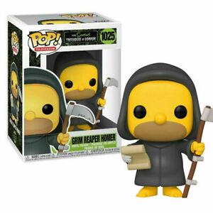 POP! Television: The Simpsons Treehouse of Horror – Grim Reaper Homer Vinyl Figure