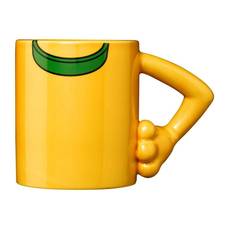 Disney – Pluto Mug with 3D Arm, 350ml
