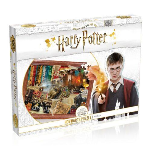 Harry Potter – Hogwarts Puzzle, 1000 Pieces
