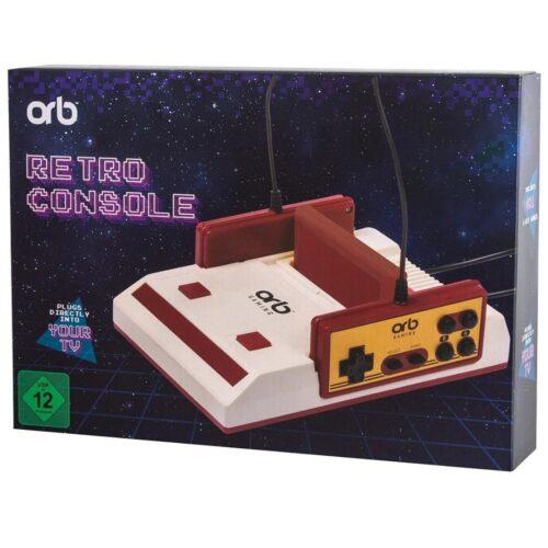 ORB Retro Console incl. 274 8-Bit Games