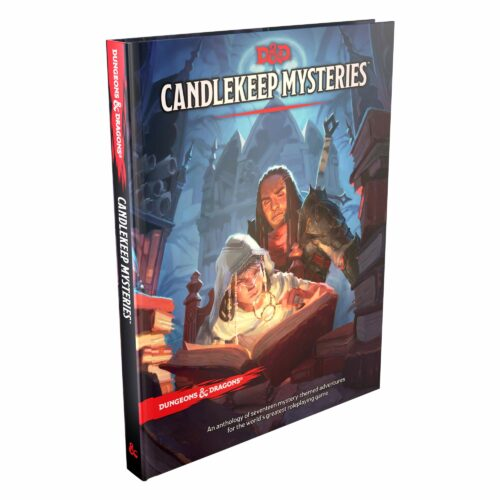 Dungeons & Dragons – 5th Edition – Candlekeep Mysteries