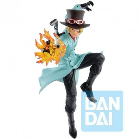 Ichibansho One Piece: Great Banquet – Sabo (16cm) Statue