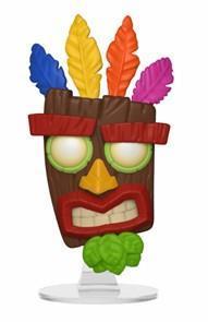 POP! Games: Crash Bandicoot – Aku Aku Vinyl Figure