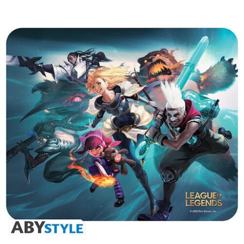 Mouse Pad League of Legends – Team, Flexible 235x195mm