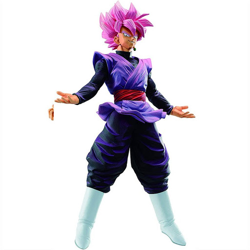 Ichibansho Dragon Ball: Dokkan Battle – SS Rose Goku Black (20cm) Statue
