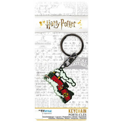 Harry Potter – Hogwarts Express Metal Keychain