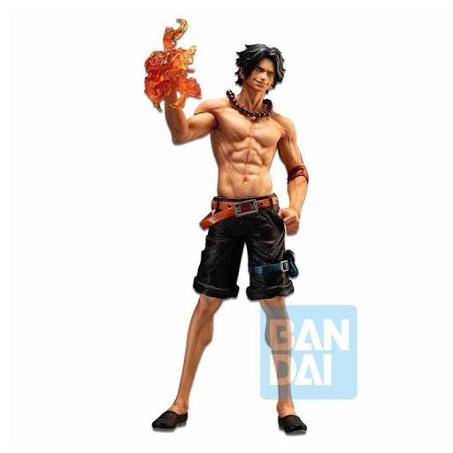 Ichibansho One Piece – Portgas D Ace (30cm) Statue