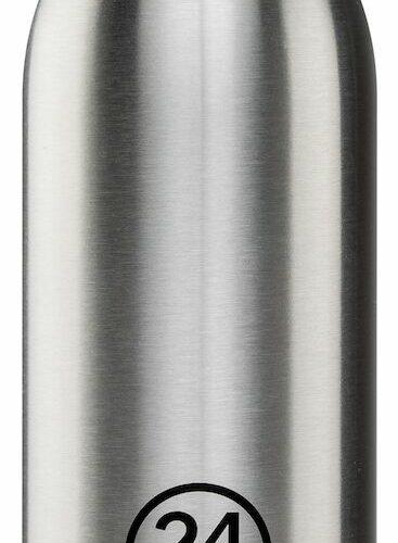 24 Bottles – Clima Bottle 0,5 L – Steel