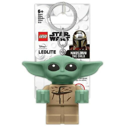 LEGO Star Wars: The Mandalorian – The Child (Baby Yoda) LEDLite Keychain